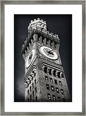 Bromo Seltzer Tower No 12 Framed Print by Stephen Stookey