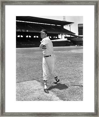Brooks Robinson Framed Print by Retro Images Archive