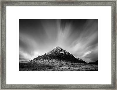 Buachaille Etive Mor 1 Framed Print by Dave Bowman