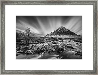Buachaille Etive Mor 2 Framed Print by Dave Bowman