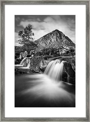Buachaille Etive Mor 4 Framed Print by Dave Bowman