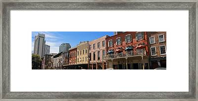 Bubba Gump Shrimp Company Restaurant Framed Print by Panoramic Images