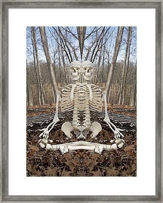 Budding Buddies Framed Print by Betsy C Knapp
