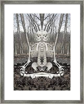 Budding Buddies II Framed Print by Betsy C Knapp