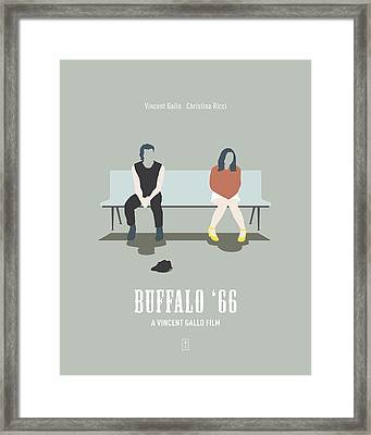 Buffalo '66 Framed Print by Smile In The  Mind