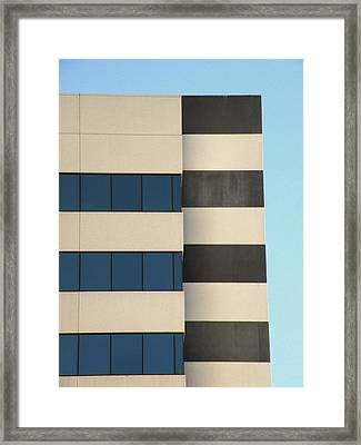 Building Walls Framed Print by Ross Odom