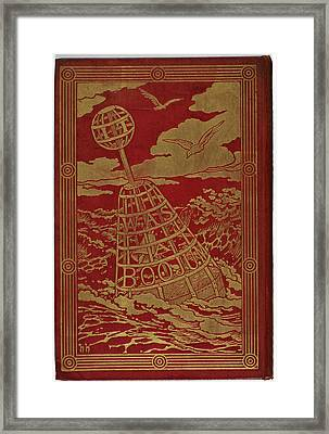 Buoy At Sea Framed Print by British Library