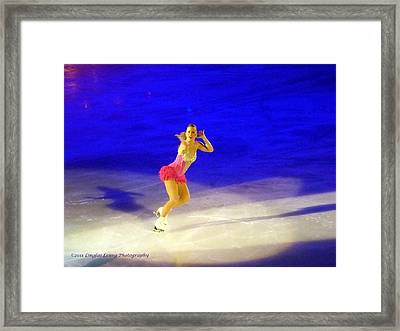 Burlesque Framed Print by Lingfai Leung