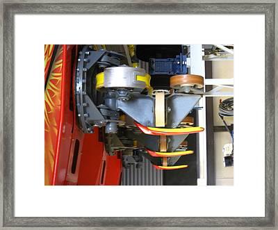 Busch Gardens - 12128 Framed Print by DC Photographer