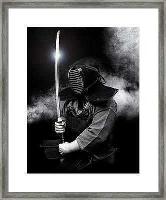 Bushido Framed Print by Tim Nichols