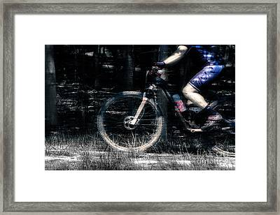Bushwacker  Framed Print by Steven  Digman