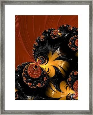 Butterfly  Framed Print by Heidi Smith
