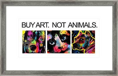 Buy Art 2  Framed Print by Mark Ashkenazi