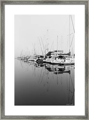 By Chance Framed Print by Heidi Smith