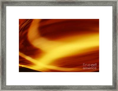 C Ribet Orbscape 1233 Framed Print by C Ribet