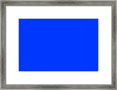 C.1.0-55-255.3x2 Framed Print by Gareth Lewis