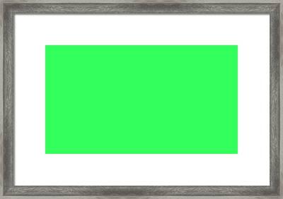 C.1.51-255-91.7x4 Framed Print by Gareth Lewis