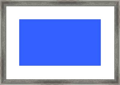 C.1.51-95-255.7x4 Framed Print by Gareth Lewis