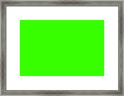 C.1.55-255-0.3x2 Framed Print by Gareth Lewis