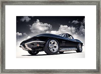 C2 It Framed Print by Douglas Pittman