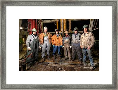 Cac001-106 Framed Print by Cooper Ross
