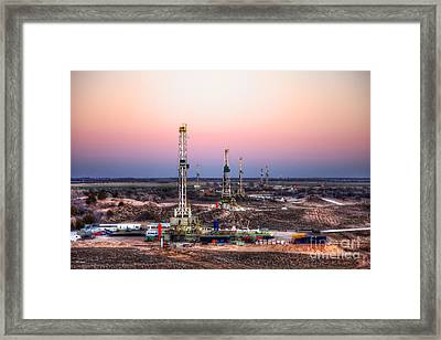 Cac001-138 Framed Print by Cooper Ross