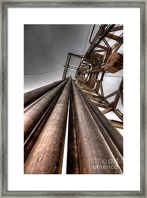 Cac001-55 Framed Print by Cooper Ross