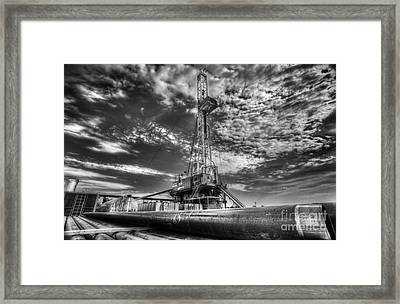 Cac001-6 Framed Print by Cooper Ross