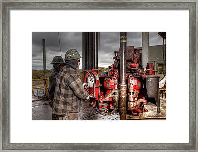 Cac001-78 Framed Print by Cooper Ross