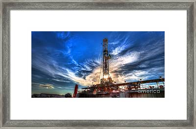Cac001-8 Framed Print by Cooper Ross