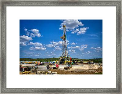 Cac003-42 Framed Print by Cooper Ross