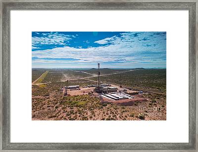 Cac008-26r110 Framed Print by Cooper Ross