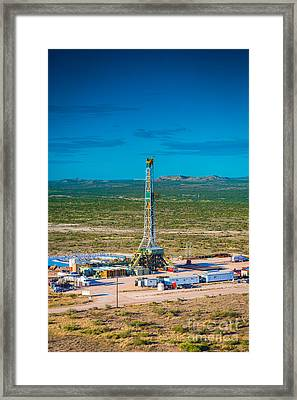 Cac008-6r122 Framed Print by Cooper Ross