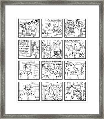 Caddyshack - Pro Shop Framed Print by Jeff Weiner