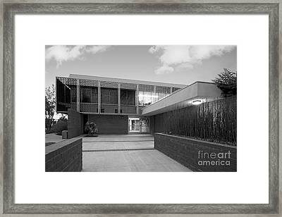 Cal Lutheran University Pederson Administration Framed Print by University Icons