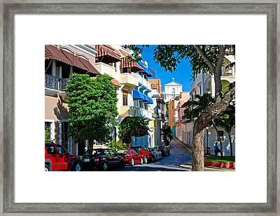 Caleta De San Juan 3 Framed Print by Ricardo J Ruiz de Porras
