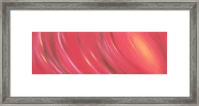 Caliente Framed Print by Kate McTavish