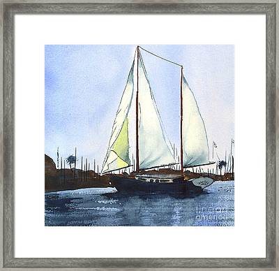 California Dreamin II Framed Print by Kip DeVore