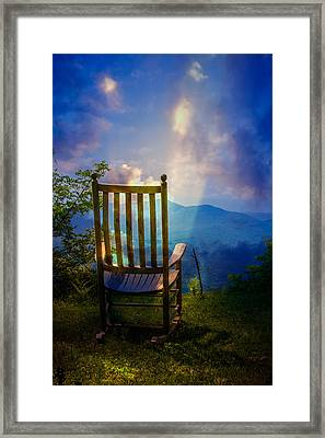 Just Imagine Framed Print by John Haldane