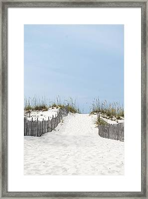 Calm Winds Framed Print by Shelby  Young