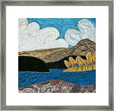 Canada Framed Print by Susan Macomson