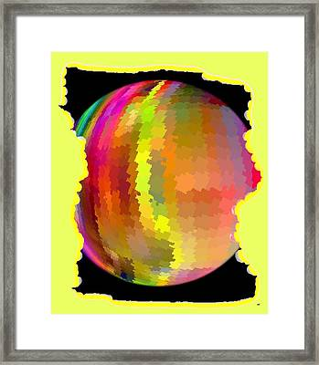 Candid Color 19 Framed Print by Will Borden