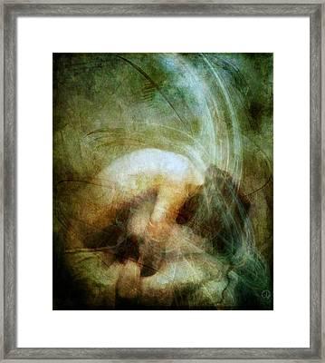 Cannot See Her Own Light Framed Print by Gun Legler