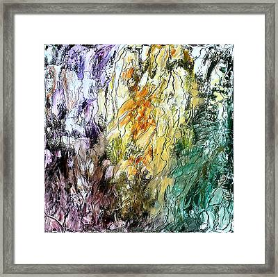 Canyon Framed Print by Bellesouth Studio