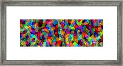 Canyon Long 13e - 1b - 5d Framed Print by Steve Mason