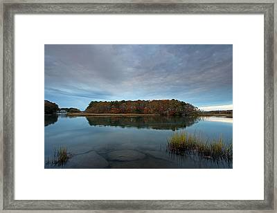 Cape Cod Framed Print by Juergen Roth
