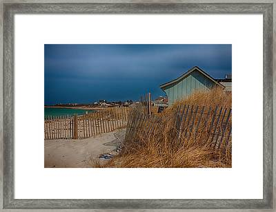 Cape Cod Memories Framed Print by Jeff Folger