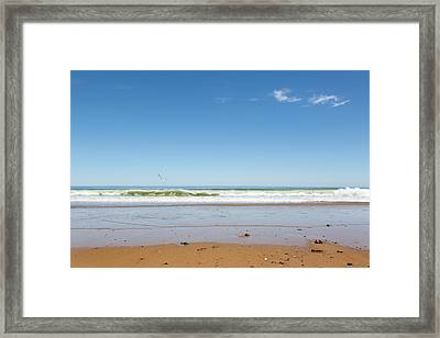 Cape Cod National Seashore Framed Print by Bill Wakeley