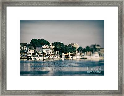 Cape Cod No1 Framed Print by Sabine Jacobs
