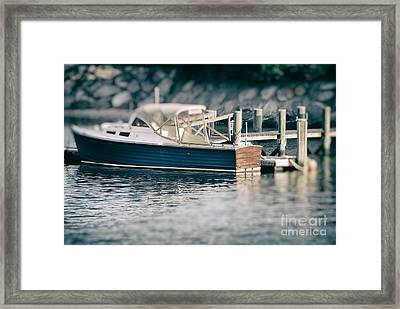 Cape Cod No3 Framed Print by Sabine Jacobs